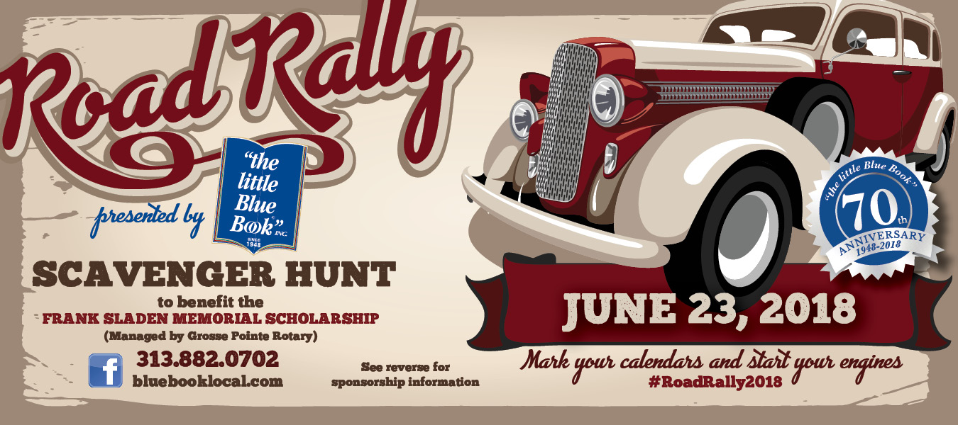 Vintage – Come Road Rally With US —